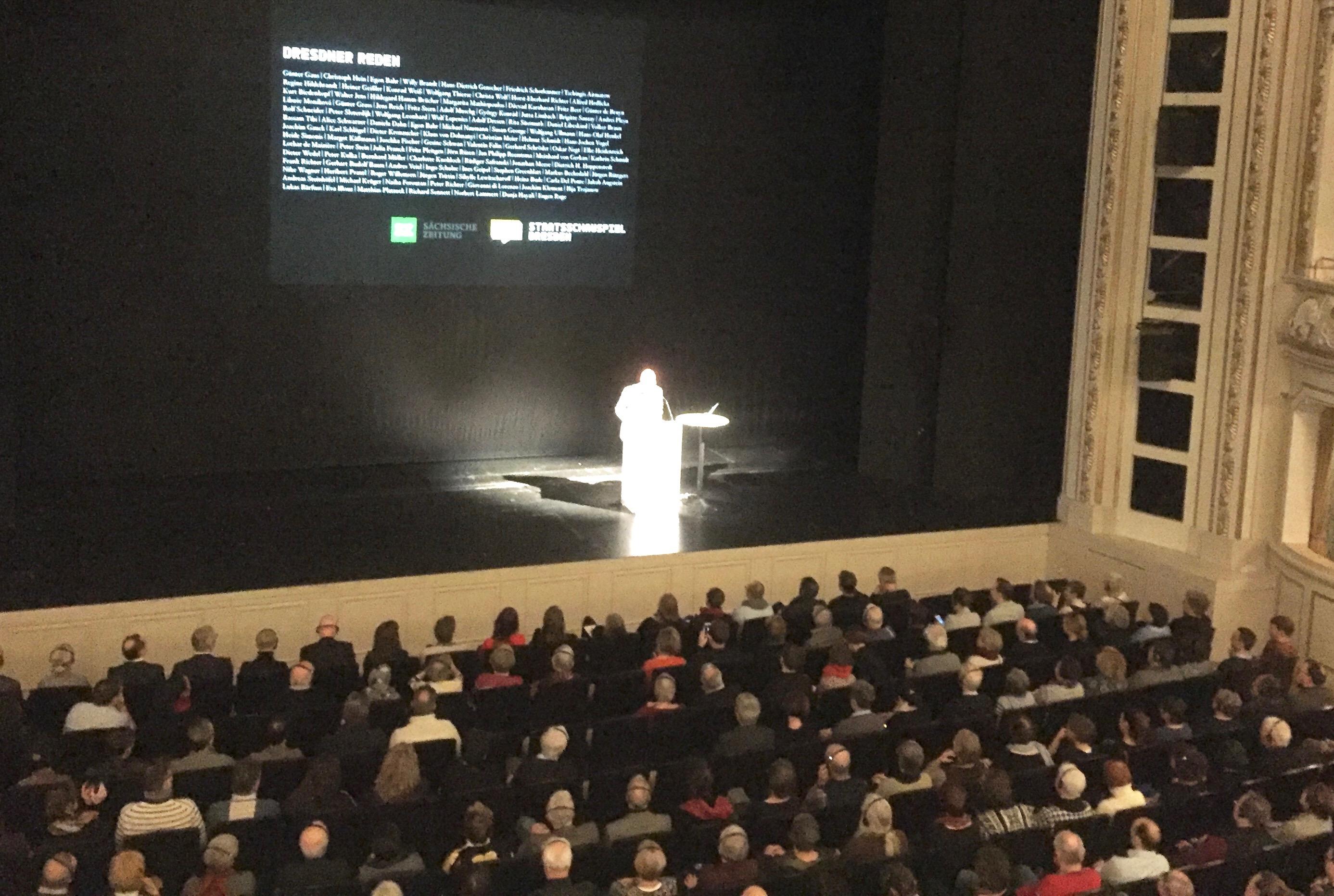 Veranstaltung - Bürgerforum Klipphausen - Dresdner Reden